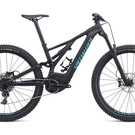 Specialized Turbo Levo FSR eBike for hire