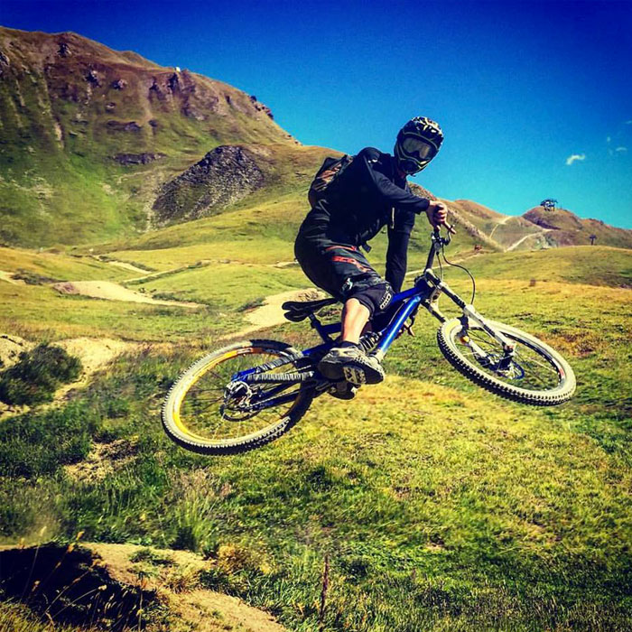Startline MTB Mountain Bike Hire Specialists in The Alps