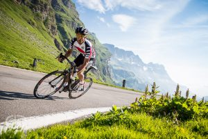road biking les arcs